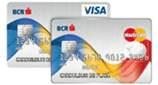 card rate bcr visa